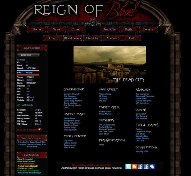 Vampire Screenshot1