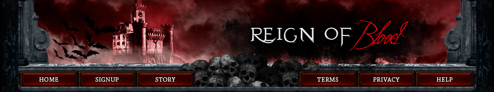 Vampire Names | Reign Of Blood