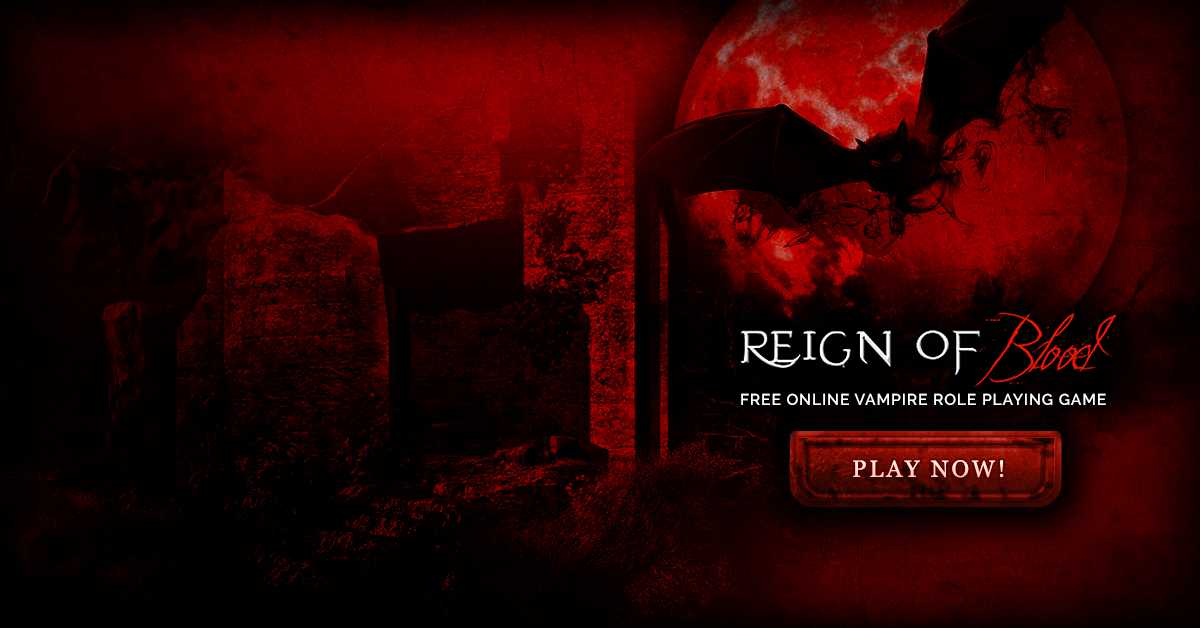 Free Online Vampire Games | Reign Of Blood